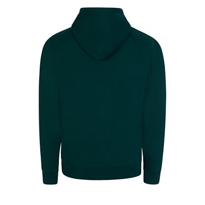 Green Arch Logo Popover Hoodie