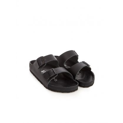Black Monterey Sandals