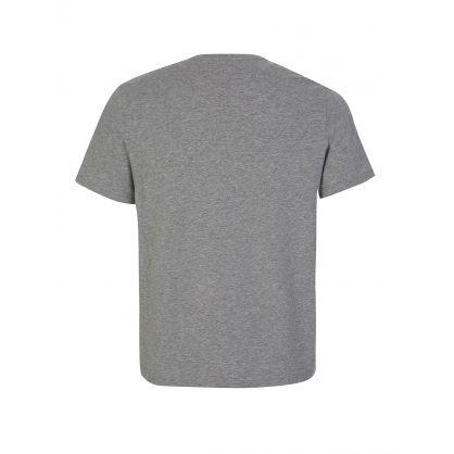 Bodywear Grey Mix + Match Crew Neck T-Shirt