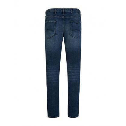 Blue Denim J06 Slim Fit Jean
