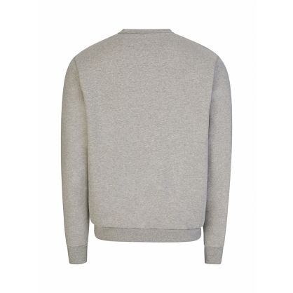 Grey Basics Logo Sweatshirt