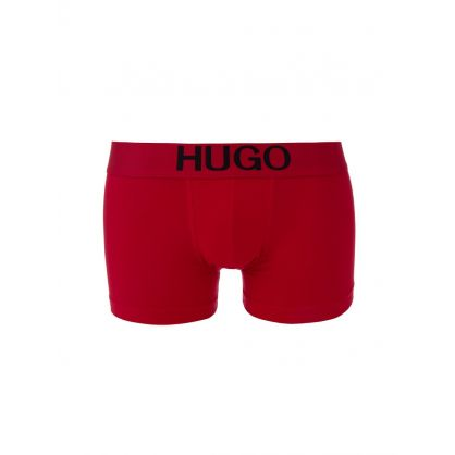 x Liam Payne Red Idol Trunk Boxer Shorts