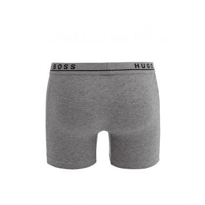 Bodywear Cotton Stretch Three Pack Boxers