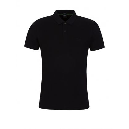 Black Piro Polo Shirt