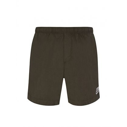 Forest Green Swim Shorts