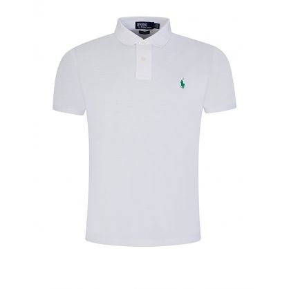 White Earth Polo Shirt