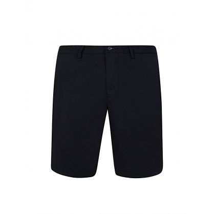 Navy Blue Slice Shorts