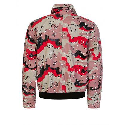 Pink Desert Camo Jacket