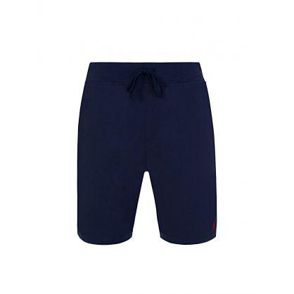 Navy Mesh Shorts