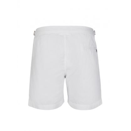 White Bulldog Swim Shorts