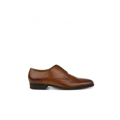 Brown Kensington Derby Shoes