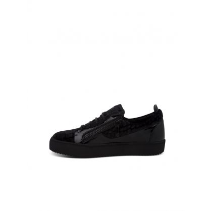 Black Meredith Trainers