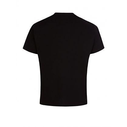 "Black ""Rap-Cules 2"" Print T-Shirt"