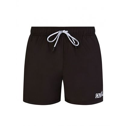 Black Haiti Swim Shorts