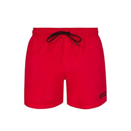 Red Haiti Swim Shorts