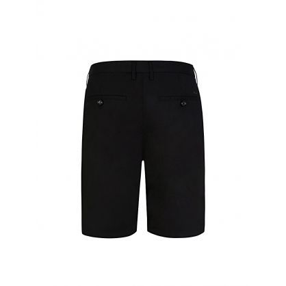 Black Smart Shorts