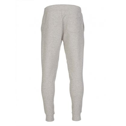 Grey Double-Knitted Jogger