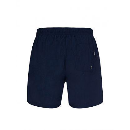 Navy Icefish Swim Shorts