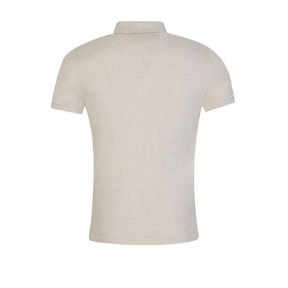 Oat Slim Fit Soft-Touch Polo Shirt