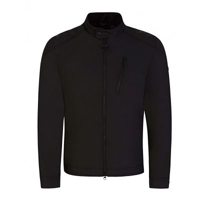 Black Station Quilted Jacket