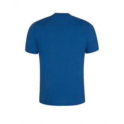 Blue Front Logo T-Shirt