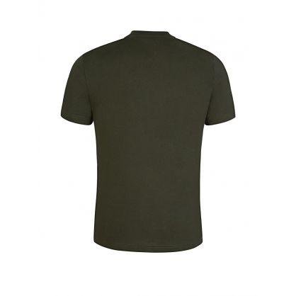 Green Front Logo T-Shirt