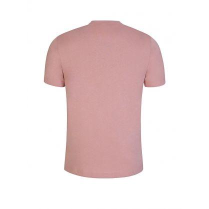 Pink Front Logo T-Shirt