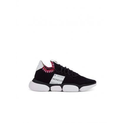 Black & White Bubble Sneaker