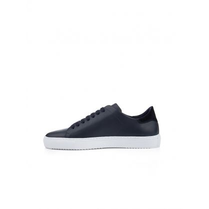 Navy Clean 90 Trainers