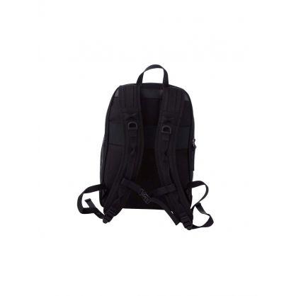 Black Gimont Logo Backpack