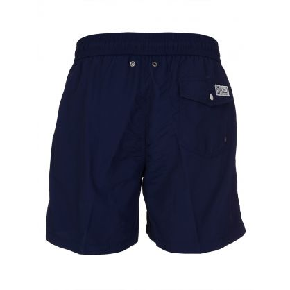 Navy Traveller Swim Shorts
