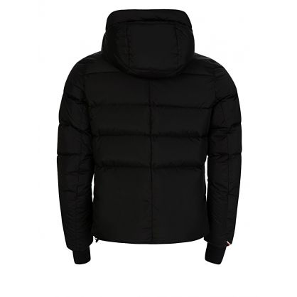 Black Rodenberg Padded Jacket