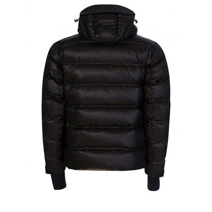 Black Performance Padded Jacket