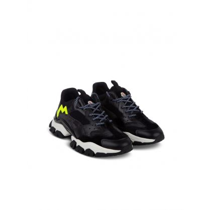 Black Terence Trainers