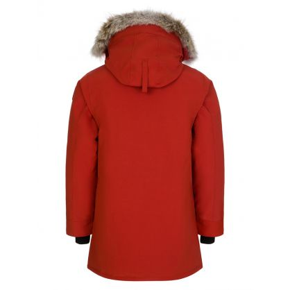 Red Jasper Langford Parka