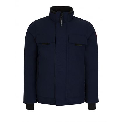 Admiral Blue Forester Jacket