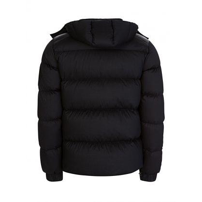 Genius Black Bernier Jacket