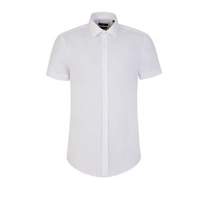 White Jats Travel Slim Shirt