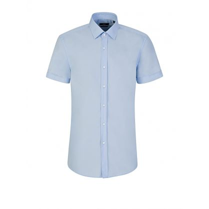 Blue Jats Slim Shirt