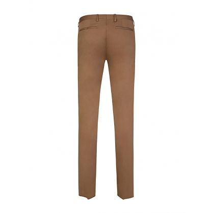 Tan Kensington Formal Trouser