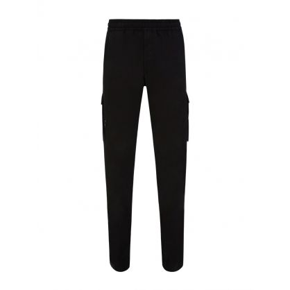 Black Ghost Cargo Trousers