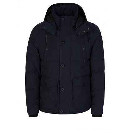 Navy Shippagan Jacket