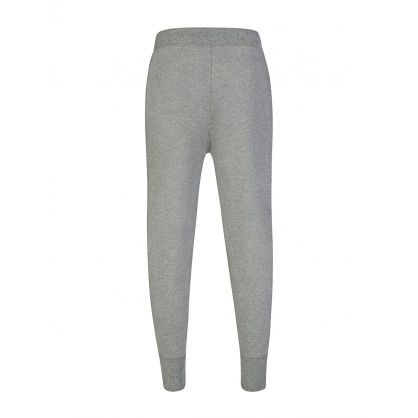 Underwear Grey Cotton Jersey Sweatpants