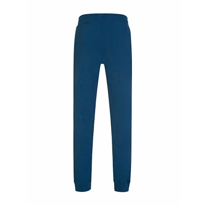 Blue Milano Logo Sweatpants