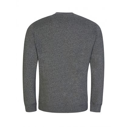 Grey Classic Tiger Sweatshirt