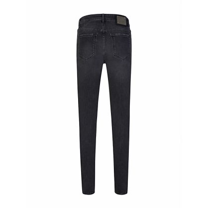 Grey Regular Fit Spa Jeans