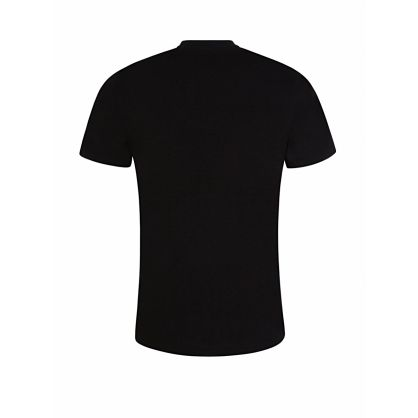Black Wave Logo T-Shirt