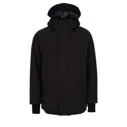 Black Sanford Parka