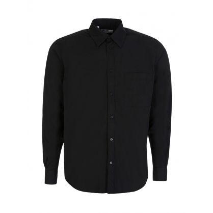 Black Poly Shirt