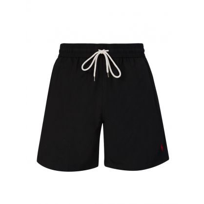 Black Traveller Swim Shorts